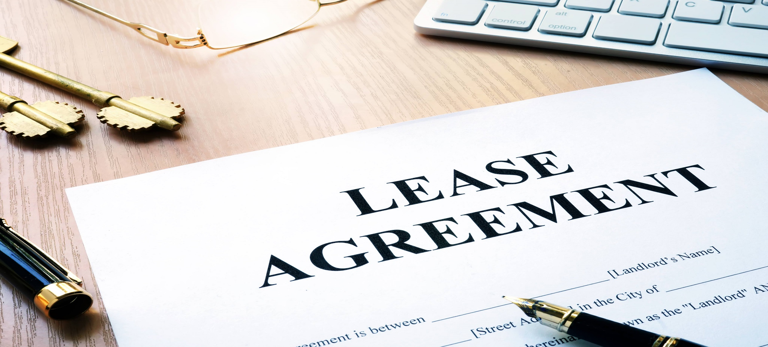 landlord tenant relations lease review lease creation
